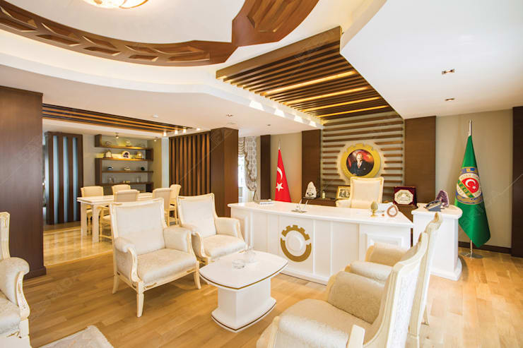 Fabbrica Mobilya – Türkiye Ziraat Odaları Birliği Genel Merkezi:  tarz , Klasik