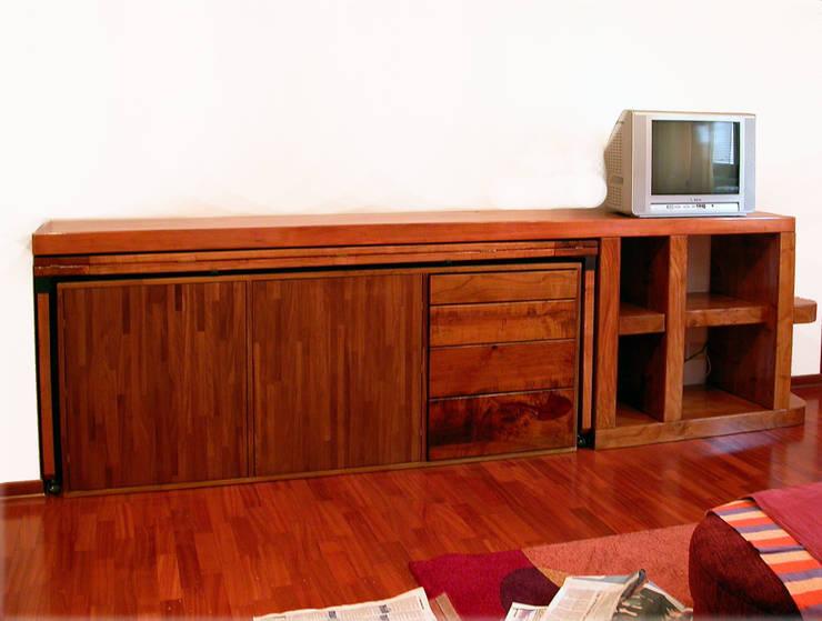 Credenza Con Piano Estraibile : Mercantini madie nestos contemporary shop