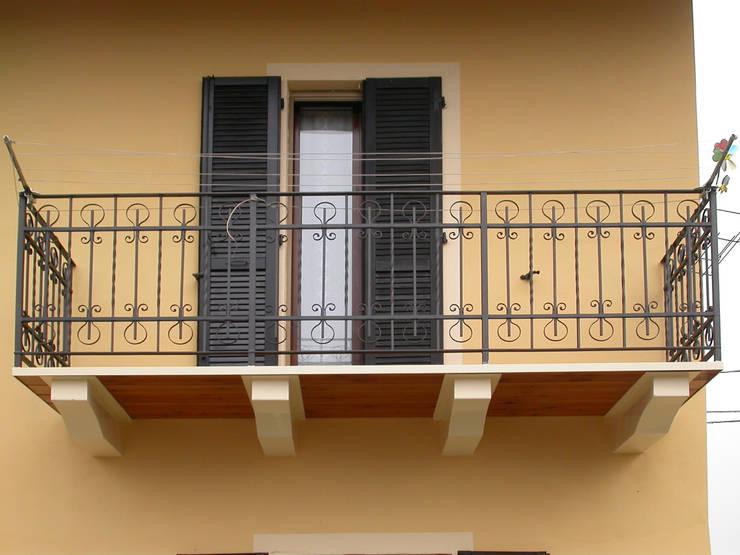 Casas de estilo  de Zuhause Claudio Molinari