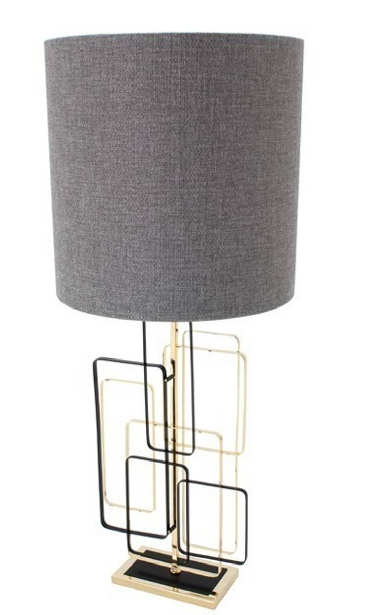 Настольная лампа Infinity: Гостиная в . Автор – NICE CATCH