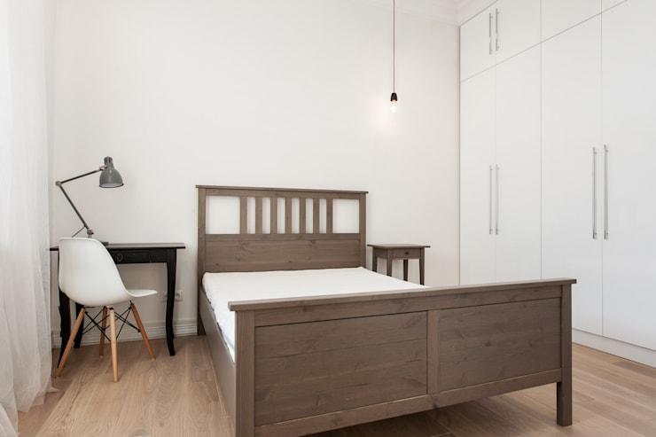 Dormitorios de estilo  de UNQO