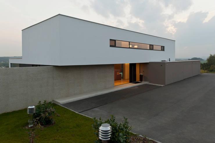 Projekty,  Domy zaprojektowane przez Frohring Ablinger Architekten