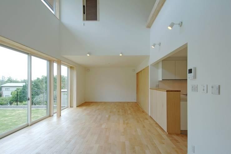 八龍の家 / House in Hachiryu : 市原忍建築設計事務所 / Shinobu Ichihara Architectsが手掛けたダイニングです。,モダン