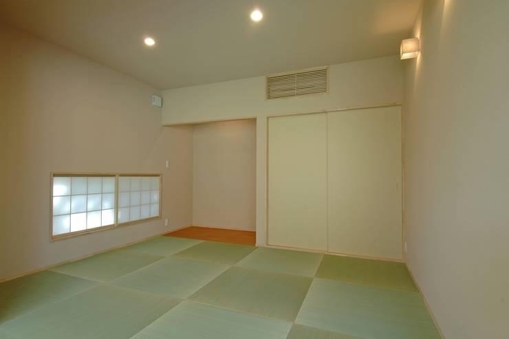 八龍の家 / House in Hachiryu : 市原忍建築設計事務所 / Shinobu Ichihara Architectsが手掛けた和室です。