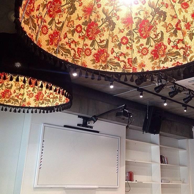 Светильник для лофта: Офисные помещения и магазины в . Автор – lumolumo