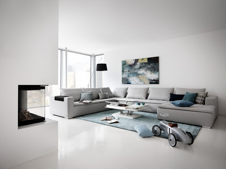 Living room by BoConcept Bristol