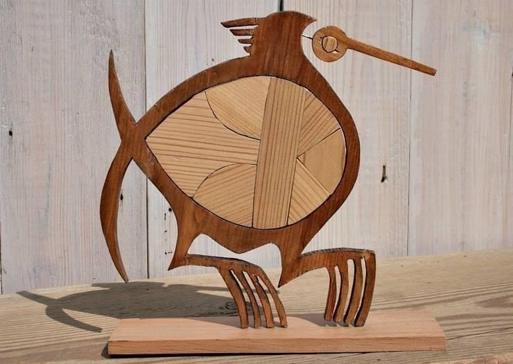 Forgotten - Ptak z Cypru: styl , w kategorii  zaprojektowany przez hello Re,Śródziemnomorski