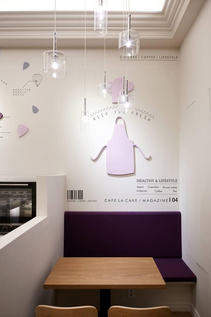 마지막 4페이지: Design m4의  상업 공간,모던