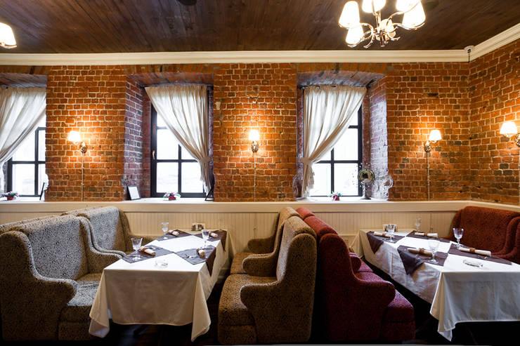 ресторан <q>Долма</q>: Стены в . Автор – ООО 'Студио-ТА'