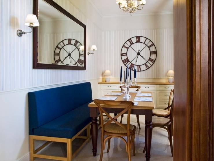 Salas de jantar clássicas por PROJEKT MB