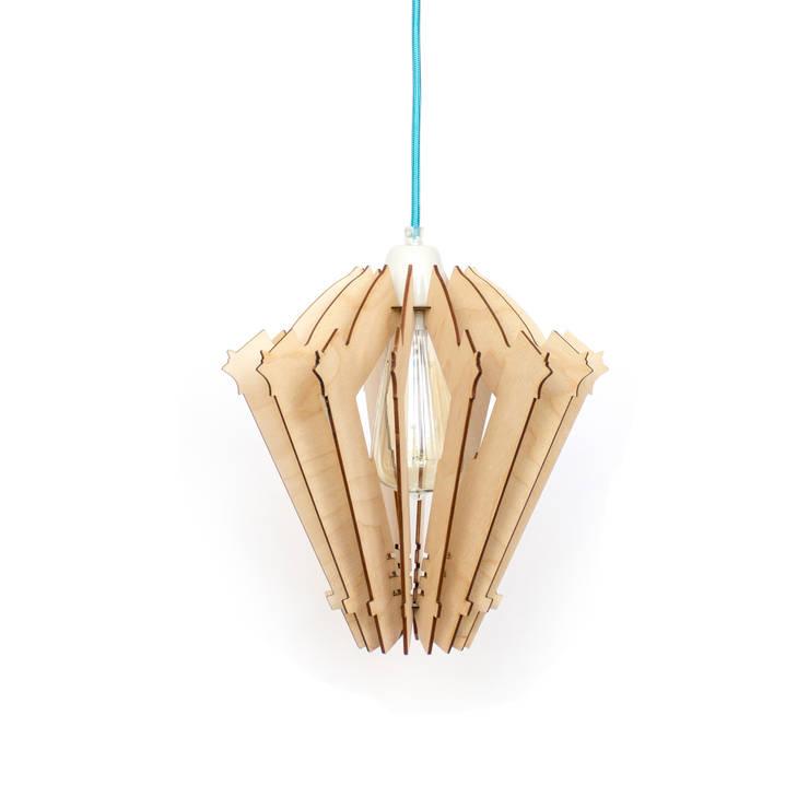 Hypocrite hanglamp productfoto:  Woonkamer door Wisse Trooster - qoowl