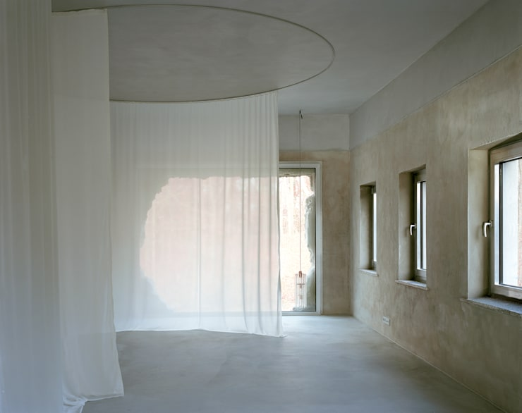 ห้องนอน by Brandlhuber+ Emde, Schneider