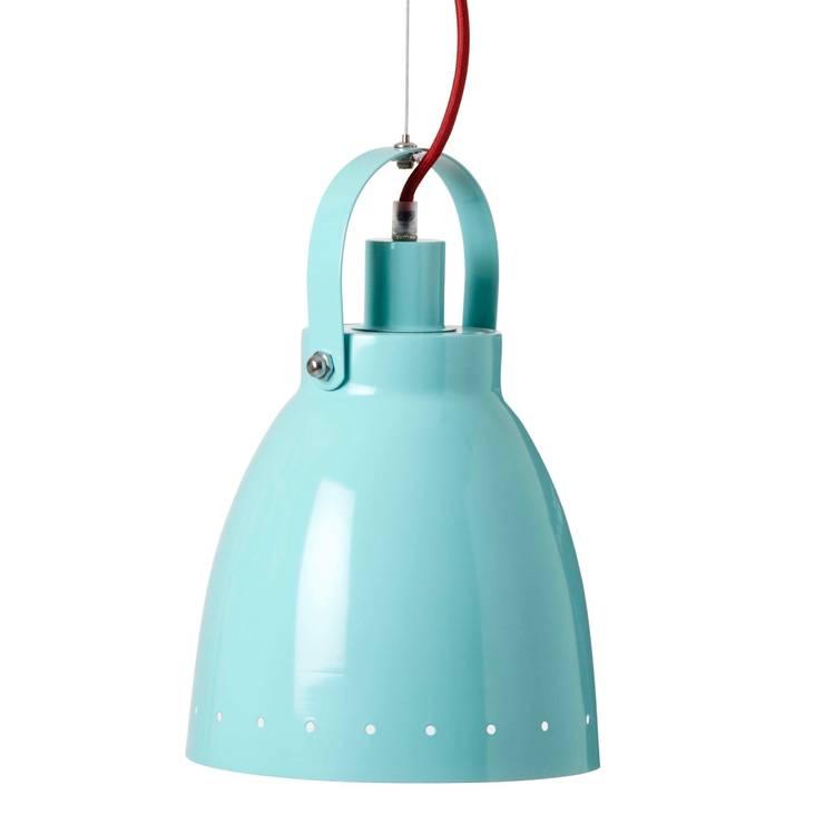 Done by Deer hanglamp turquoise:   door De Kleine Generatie, Scandinavisch