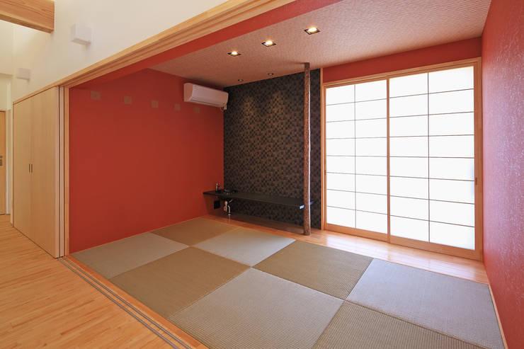 多目的和室スペース: bound-designが手掛けた和室です。