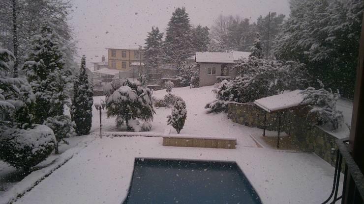 Sessiz Ev – Kar Manzarası:  tarz