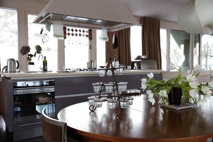 Projekty,   zaprojektowane przez Beat Nievergelt GmbH Architekt
