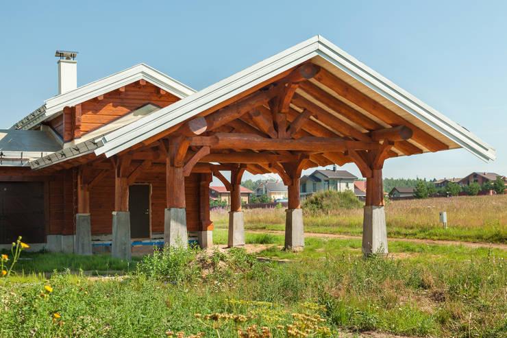 Smart Wood - норвежский дом: Дома в . Автор – Smart Wood,