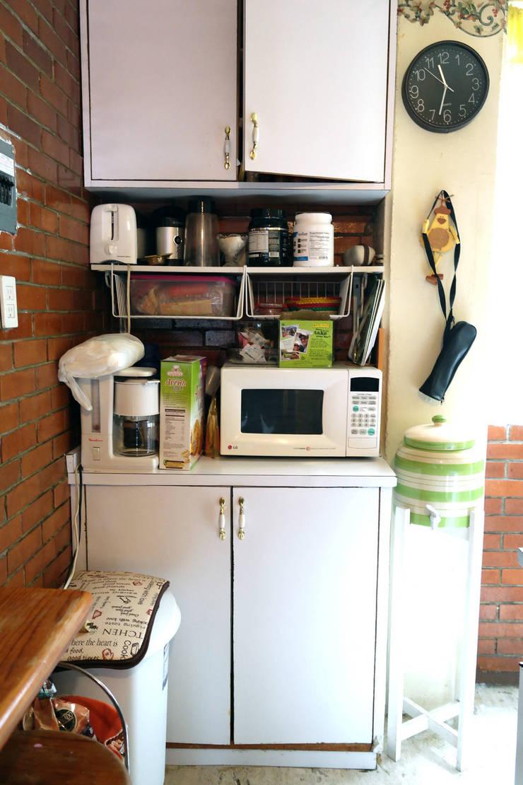 Cocina Magdalena de Diseño Distrito Federal Moderno
