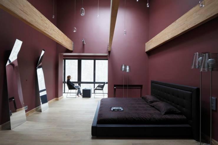 Elegant Laconism: styl , w kategorii Sypialnia zaprojektowany przez Fotograf wnetrz  Dymitr Kalasznikow