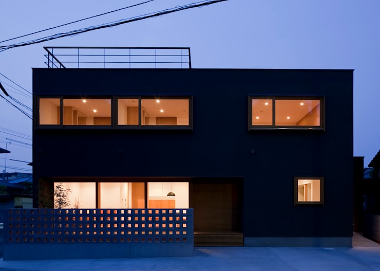Nhà by group-scoop architectural design studio