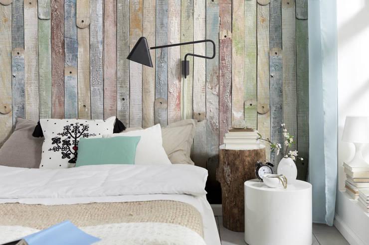 Paredes y pisos de estilo rural por Posters.nl