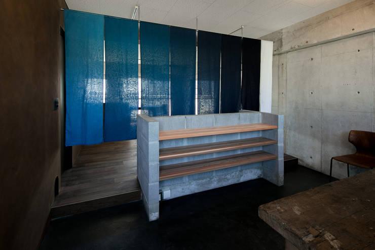 FU-PU 風布: group-scoop architectural design studioが手掛けた和室です。