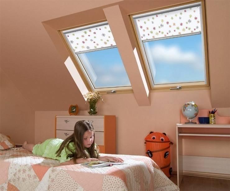 Ramen & deuren door Fakro Pivot Çatı Pencereleri