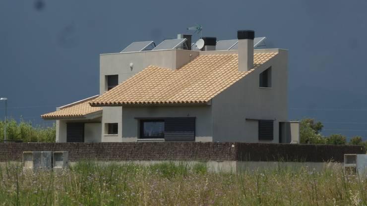 Casas de estilo  por Juli Llueca, Arquitecto