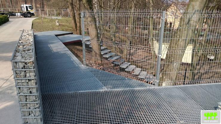 platformy na górnym poziomie w trakcie realizacji: styl , w kategorii  zaprojektowany przez 2o2 studio,Industrialny
