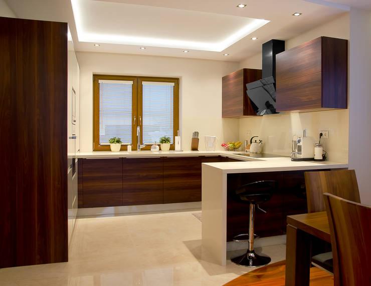 Kuchnia: styl , w kategorii Kuchnia zaprojektowany przez ArtDecoprojekt