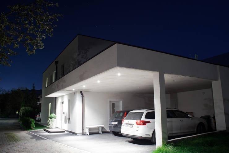 Nordwesten: minimalistische Häuser von room architecture