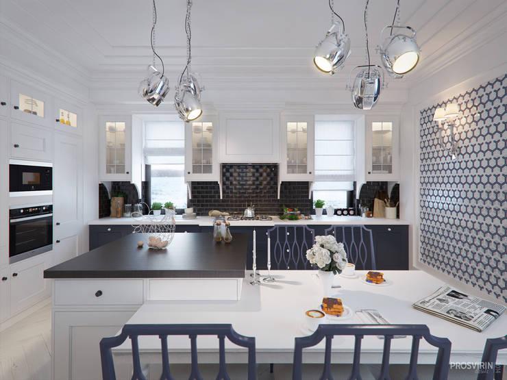Dining room by Prosvirin Ruslan