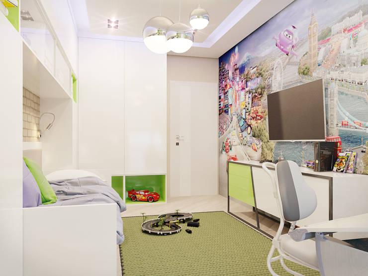 Детские комнаты в . Автор – Z E T W I X