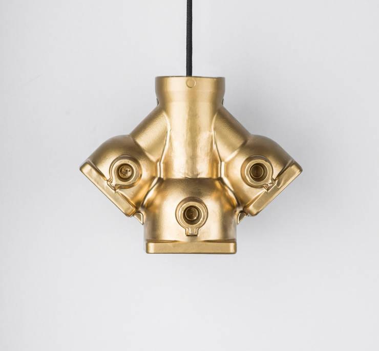 DI 01: styl , w kategorii Jadalnia zaprojektowany przez Firelamps