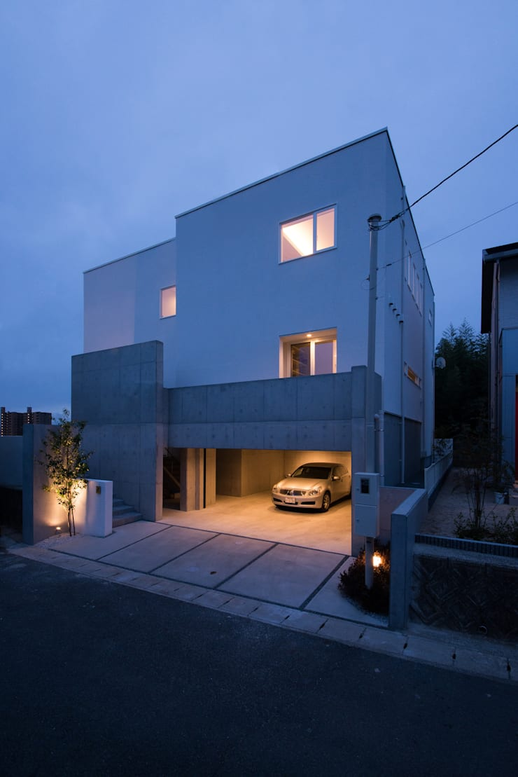 W-home: アートオブライフが手掛けた家です。