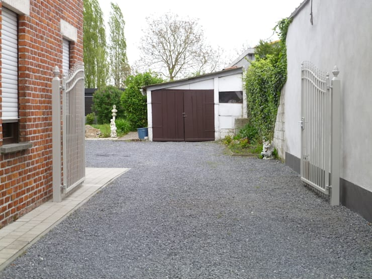 Projecten:  Tuin door Hekwerkwebshop.nl, Landelijk