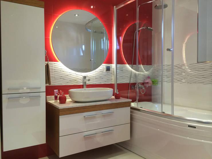 HEBART MİMARLIK DEKORASYON HZMT.LTD.ŞTİ. – Tarık Meydancı Eci:  tarz Banyo