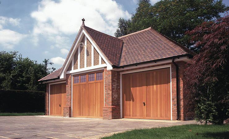 Garages & sheds by The Garage Door Centre Limited