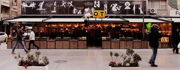 CO Mimarlık Dekorasyon İnşaat ve Dış Tic. Ltd. Şti. – OT Cafe:  tarz Evler