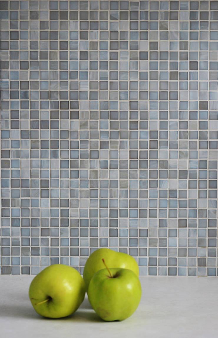 Kuchnia - detal mozaiki: styl , w kategorii Kuchnia zaprojektowany przez DoMilimetra