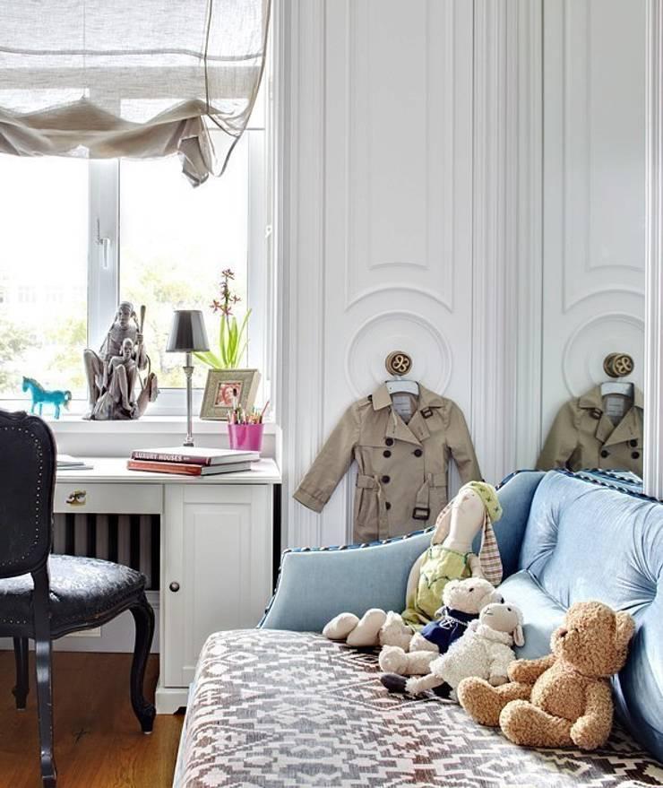 Современная Классика: Детская комната в . Автор – Лоффилаб