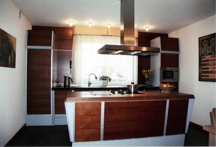 kuchnia: styl , w kategorii Kuchnia zaprojektowany przez JOL-wnętrza,