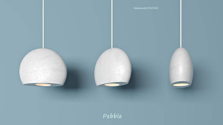 Pebble: Гостиная в . Автор – Aleksandr Zenzura