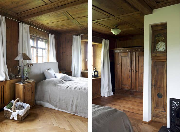 Schlafzimmer :  Schlafzimmer von Dr. Schmitz-Riol Planungsgesellschaft mbH