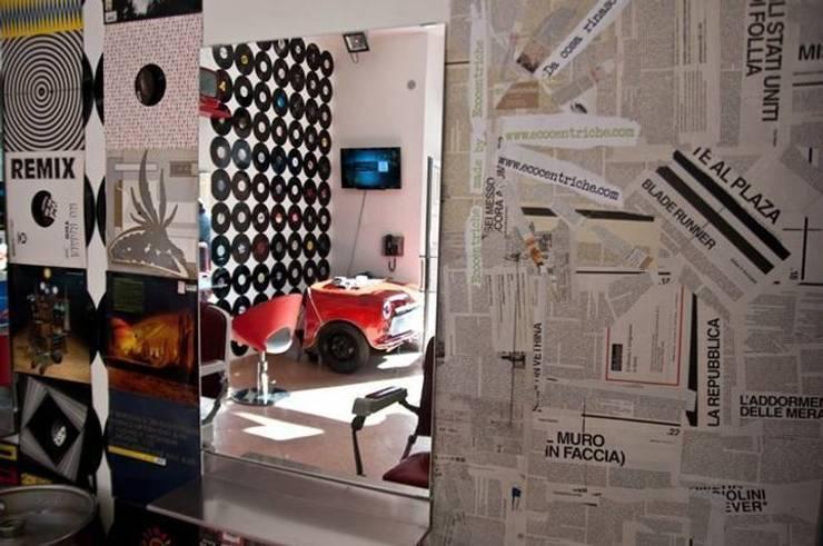 Ecocentriche Eco Design Rome:  tarz Ofisler ve Mağazalar