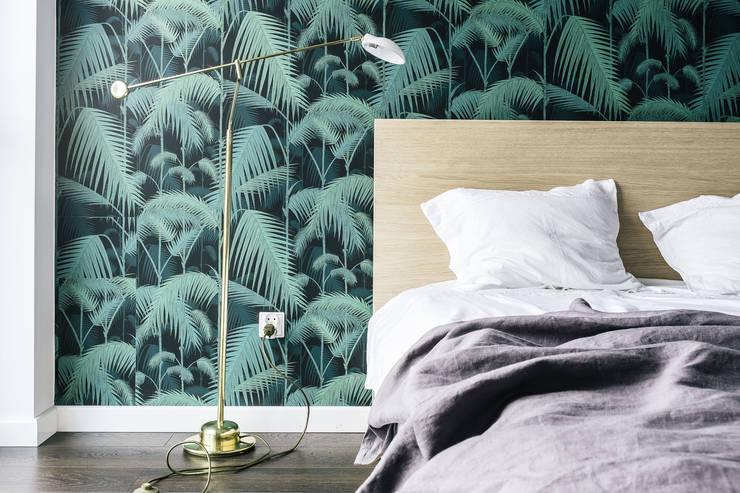 eclectic Bedroom by Odwzorowanie