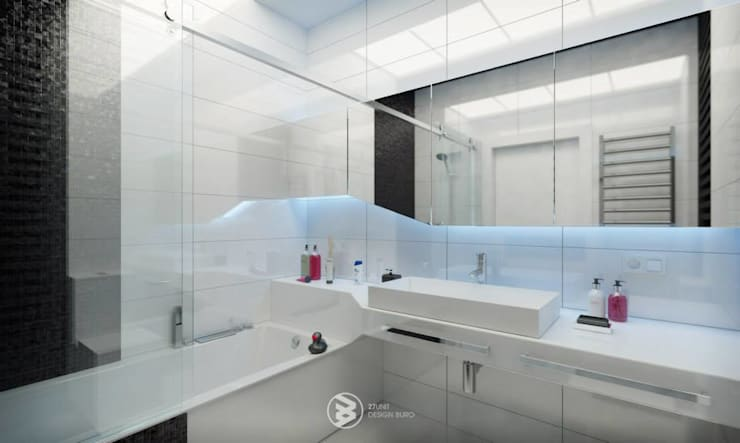 Квартира в Броварах: Кухни в . Автор – 27Unit design buro, Модерн