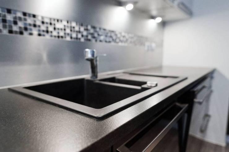 Kuchnie : styl , w kategorii Kuchnia zaprojektowany przez BAGOMAR Sp. z o.o.
