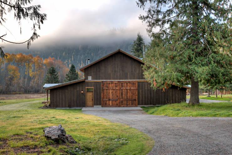 Häuser von Uptic Studios