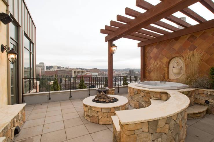 Terrace by Uptic Studios